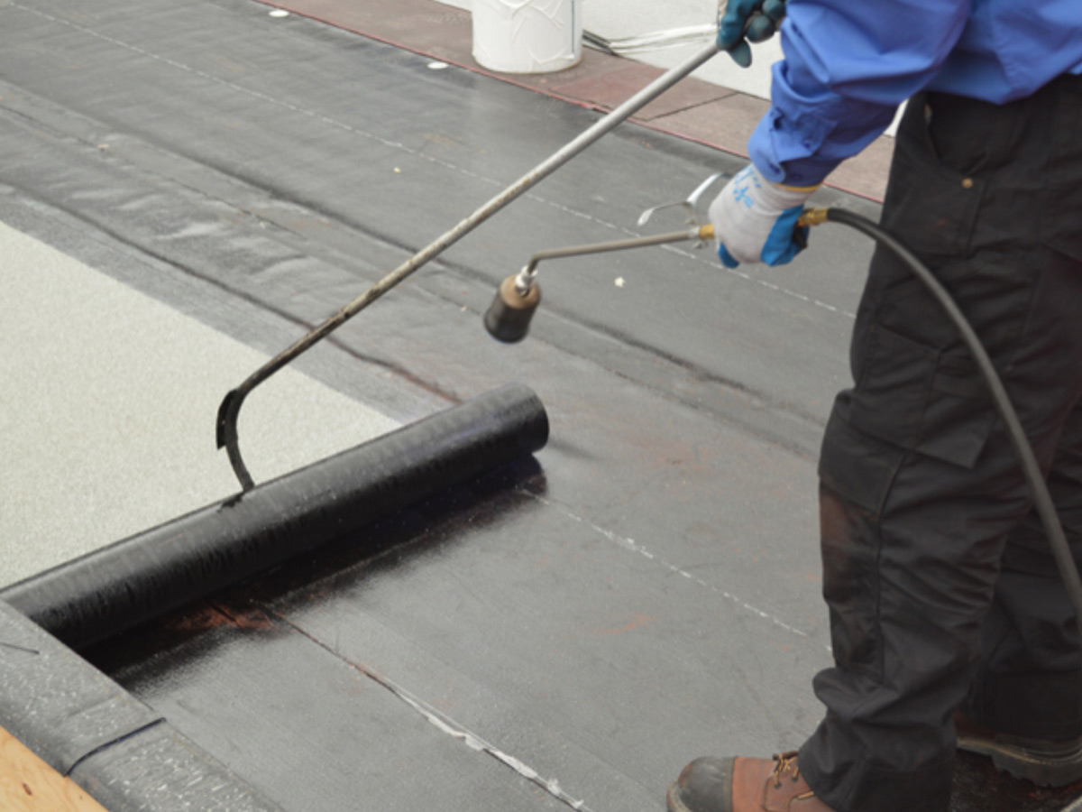 Concrete Roofing and Decks